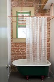 Copper Pipe Shower Curtain Rod Copper Pipe Shower Curtain Rod Gopelling Net
