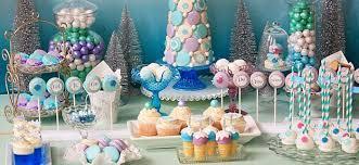 Minions Candy Buffet by Kara U0027s Party Ideas Frozen Themed Dessert Buffet Via Kara U0027s Party