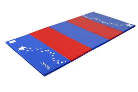 Flag Folding Meaning Amazon Com Tumbl Trak Folding Gymnastics Mat 5ft X 10ft