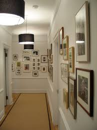 Hall And Stairs Ideas by Hallway Frames Lightandwiregallery Com