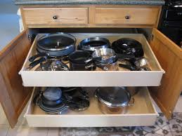 Kitchen Cabinet Pull Out Shelves Diy Kitchen Cabinet Roll Out Shelves Monsterlune