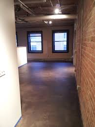 Photos Of Stained Concrete Floors by Stained Concrete Floors In Denver Loft Colorado Concrete Repair