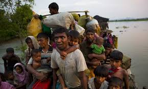 rohingya refugees to they will be safe before they can
