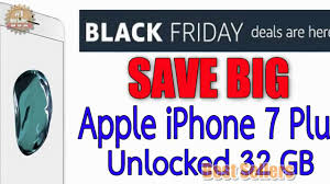 best black friday deals on iphone 7 black friday buy apple iphone 7 plus unlocked 32 gb youtube
