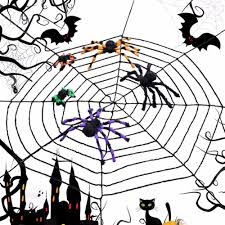 halloween spiderweds background online buy wholesale halloween net from china halloween net
