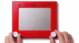 want to get life rolling again think etch a sketch