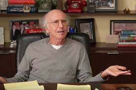 Larry David Meme - what is curb your enthusiasm do i need to catch up on old