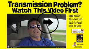 transmission slipping symptoms what to check diagnosis