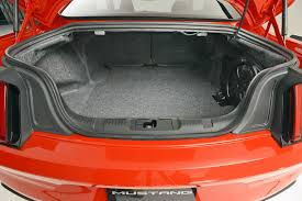 mustang convertible trunk ford mustang in the 21st and 1 10 century page 13 ford inside