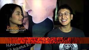 film magic hour ciuman beradegan ciuman kekasih dimas anggara cemburu youtube