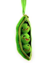 dan the pixar fan story 3 peas in a pod sketchbook ornament