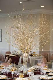 Christmas Wedding Decor - the 25 best branch wedding centerpieces ideas on pinterest tall