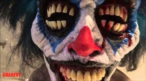 it clown halloween mask dentata clown youtube