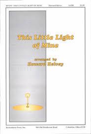 instrumental this little light of mine evangelism