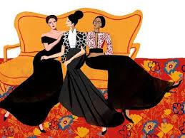 style arabia previews michael cinco sketches for paris fashion