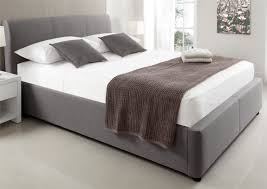 king size ottoman beds uk serenity upholstered ottoman storage bed grey sleep sanctuary