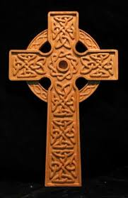 wooden celtic cross gift celtic ringed cross 12 celtic and weaves