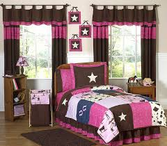 Twin Size Beds For Girls by Western Horse Cowgirl Kids Twin Size Bed Bedding Comforter Set For