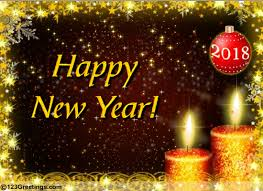 new year wish card as 2018 comes free happy new year ecards greeting cards 123