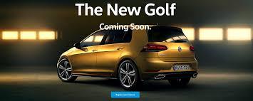 volkswagen australia all new volkswagen golf here in july gerald slaven