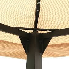 replacement canopy for bc awning gazebo riplock 350 garden winds