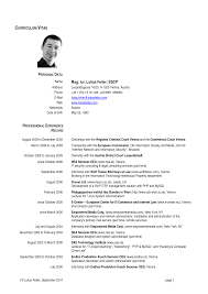 Best Uk Resume Format by Eu Resume Format Resume Format