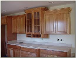 Crown Moulding Kitchen Cabinets by Crown Moulding For Shaker Style Cabinets Cabinet Home
