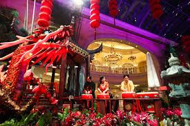 Botanical Gardens Bellagio by Celebrate Chinese New Year At Bellagio U0027s Conservatory U0026 Botanical