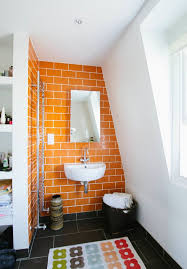 orange bathroom ideas orange bathroom ideas 31 cool orange bathroom design ideas