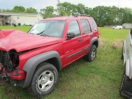 jeep liberty flares used 2002 jeep liberty fenders for sale