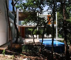 three house a three house effect for tal architects casa tláloc
