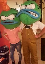 Big Head Halloween Costumes Ed Bev Bighead Costumes Album Imgur