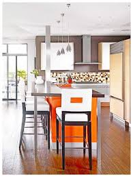 orange kitchen design orange kitchen island best kitchen design