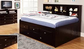 furniture home jaymi bookcase bed modern elegant 2017 bookcase