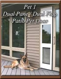 Dog Door For Patio Sliding Door Pet 1 Products Patio Pet Door