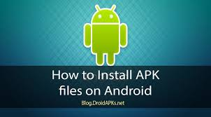 how to install apk on android how to install apk on android droidapks net