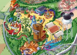 walt disney resort map ratatouille s la place de rémy joins walt disney studios park and