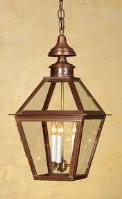 colonial copper hanging lantern u0026 lanterns unmatched quality
