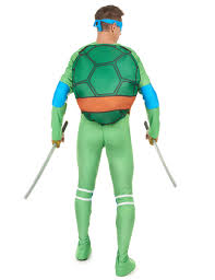 leonardo ninja turtle halloween costume leonardo costume of teenage mutant ninja turtle vegaoo