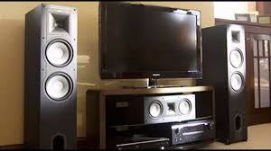 speakers for home theater home theater tv stands ideas youtube
