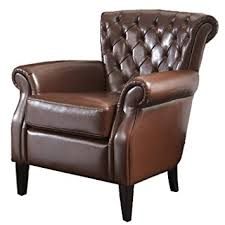 Club Chair Best Selling Franklin Bonded Leather Club Chair Brown