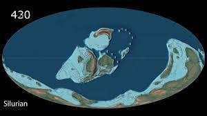World Plate Boundaries Map by Plate Tectonics 540ma Modern World Scotese Animation 022116b