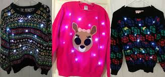 lighted sweater ideas for 2013 2014