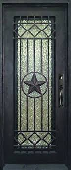Exterior Doors Houston Tx Fancy Iron Front Doors Houston R21 In Stunning Home Design Style