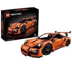 technic porsche 911 gt3 rs buy technic porsche 911 gt3 rs 42056 argos