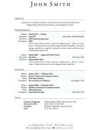 easy resume templates basic skills resume template medicina bg info