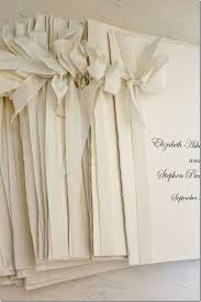 Wedding Programs With Ribbon Best 25 Elegant Wedding Programs Ideas On Pinterest Wedding Bar