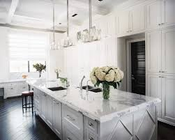 white marble kitchen island best kitchen islands design and island ideas carrara marble