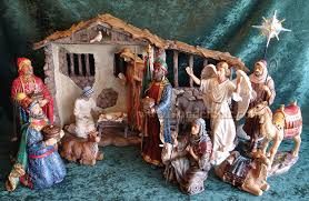 Outdoor Lit Nativity Scene by Decorating Nativity Sets Nativity Scene Outdoor Outdoor