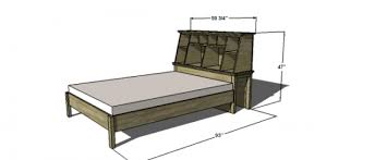 Woodworking Plans For Storage Beds by Free Woodworking Plans To Build A Pb Teen Inspired Stuff Your